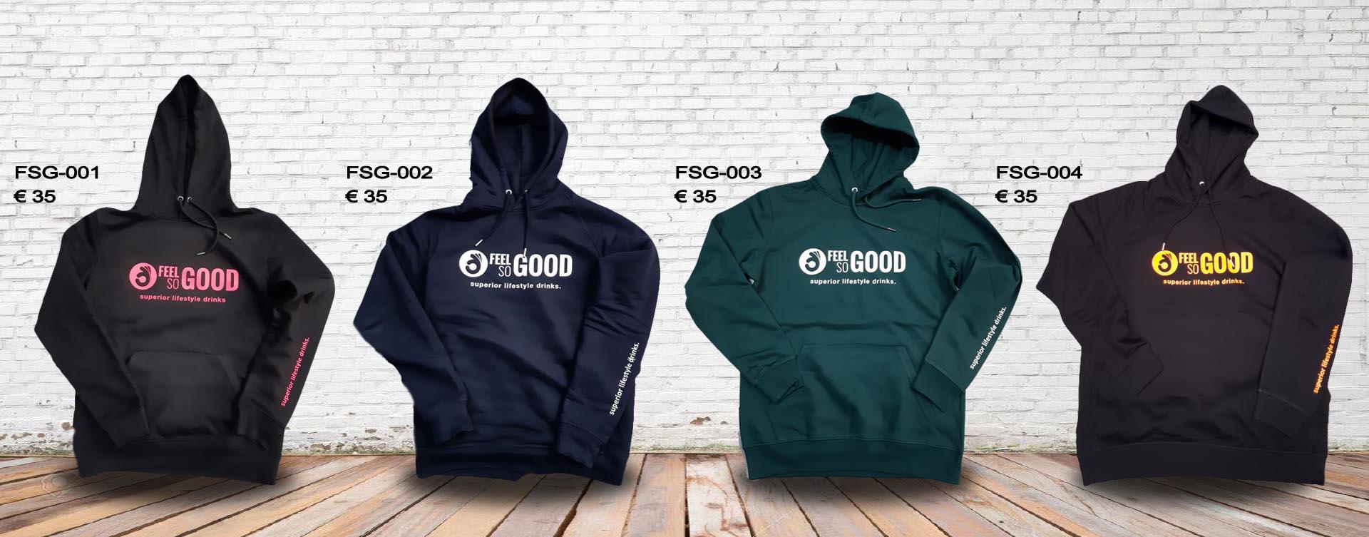 Feel so Good Hoodies 1